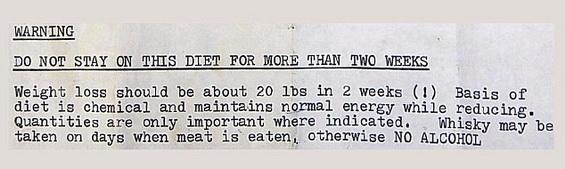 диета магги на 2 недели